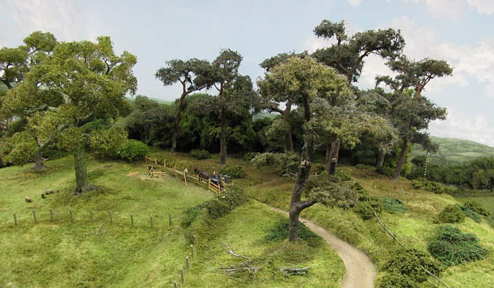 TREEMENDUS » Handmade Trees